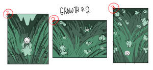 Hush Growth Prompt #2 Thumbnails