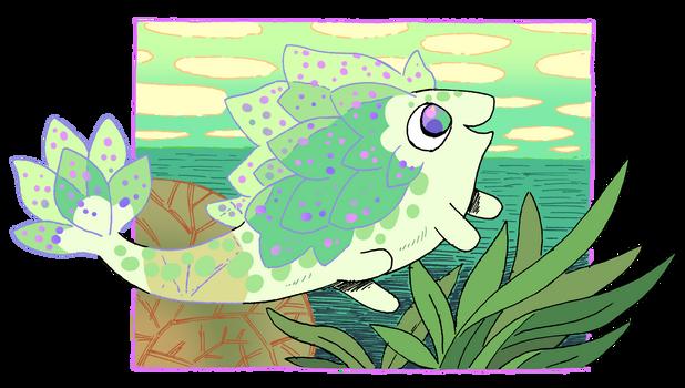 BettaBONUS - Nudibranch