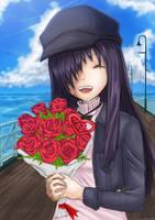 Hanako's valentine by marchop
