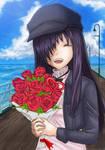 Hanako's valentine