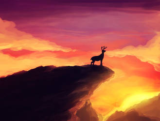 Oh Deer by mauritzon