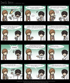 Death Note: A Different Case.