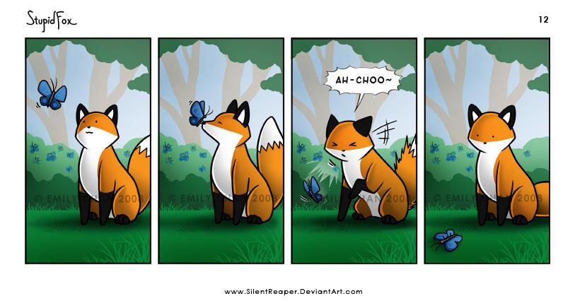 StupidFox - 12