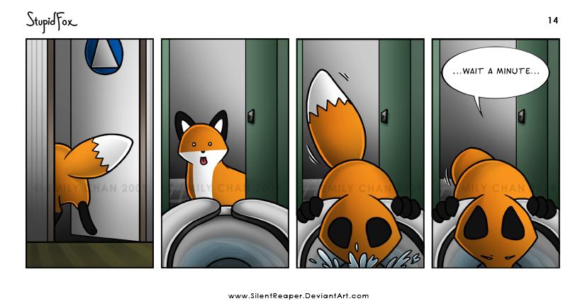 StupidFox - 14