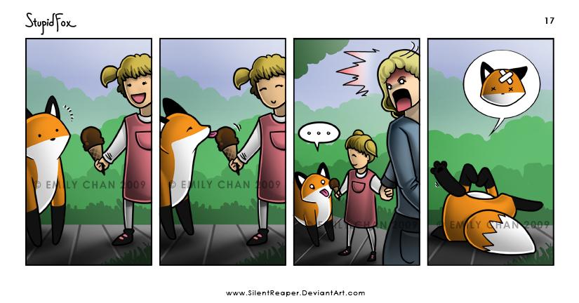 StupidFox - 17 by SilentReaper