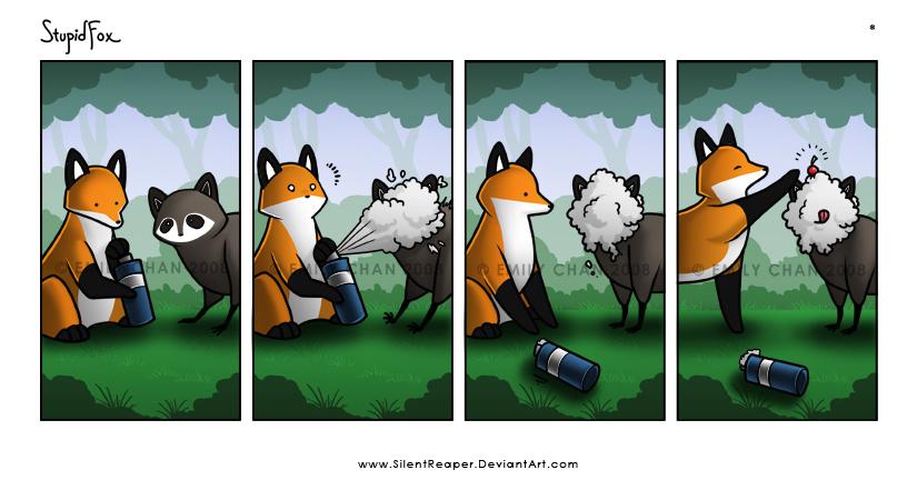 StupidFox - 20 by SilentReaper