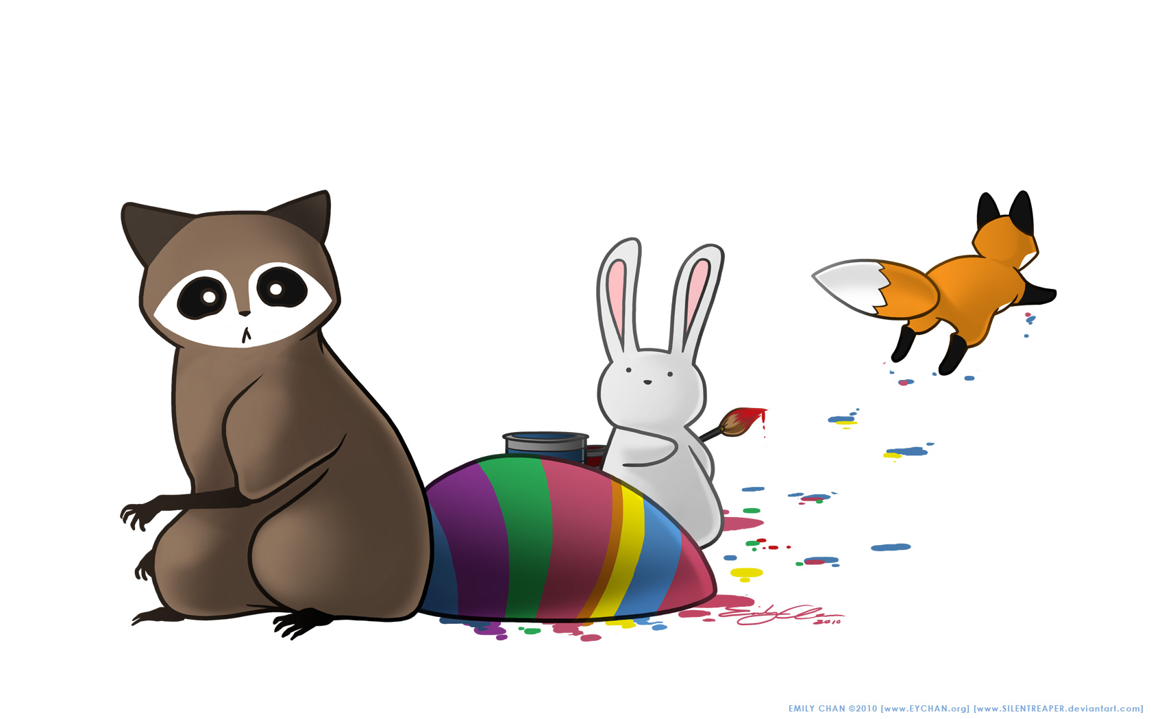 StupidEaster by SilentReaper