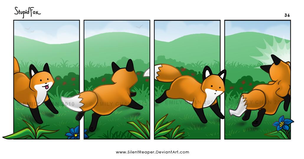 I'm a stupid fox Stupidfox___36_by_silentreaper-d3098yy
