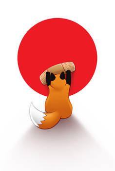 A Fox for Japan