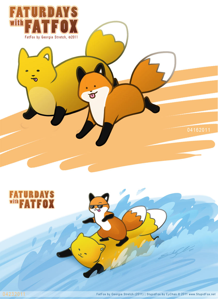 Faturdays with FatFox by SilentReaper