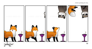 StupidFox - 51 by eychanchan