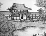 The Japanese Temple