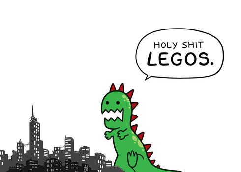 Legos - Poster