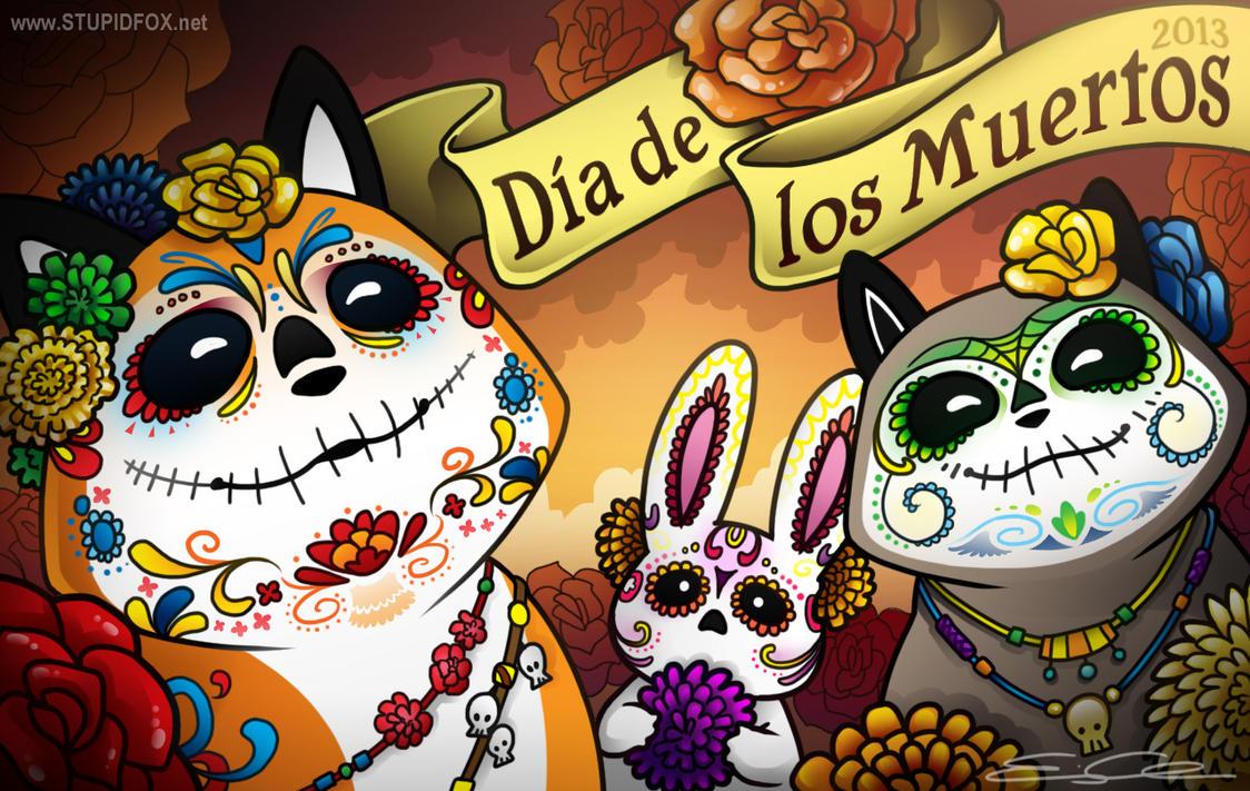 Dia De Los Muertos Desktop Wallpaper