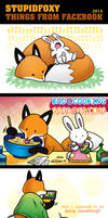 StupidFox Facebook Sketches - JAN14
