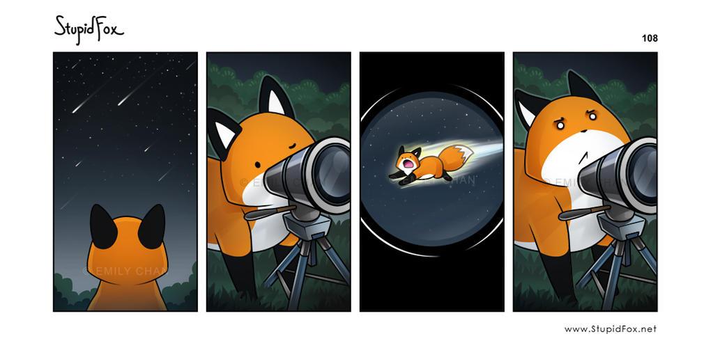 StupidFox - 108 by SilentReaper