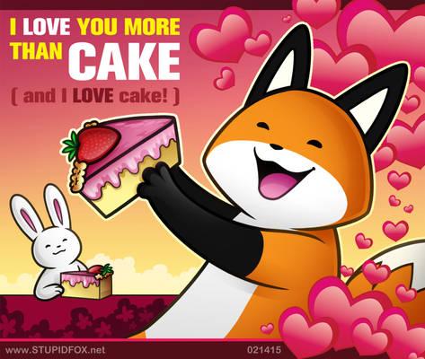 Valentines Fox 2015
