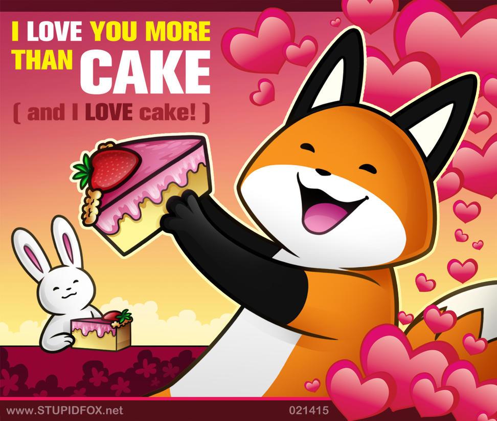Valentines Fox 2015 by eychanchan