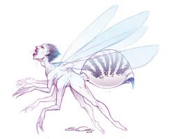 Cute Little Fairy by eychanchan
