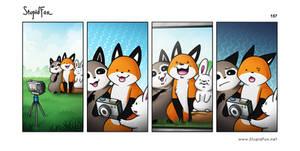 StupidFox - 157 by eychanchan