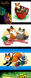 StupidFox - December Posts by eychanchan