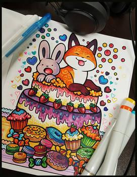 Sweet Sweet Colors