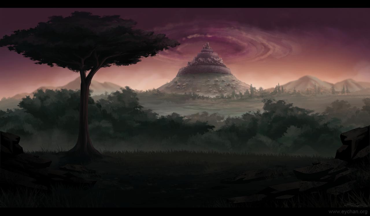 Citadel by eychanchan