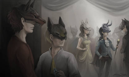 Masquerade - Contest Winners Announced