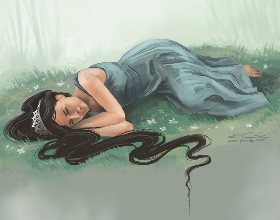 Dreamer by eychanchan