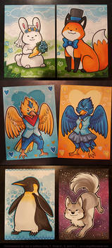 Card Commissions