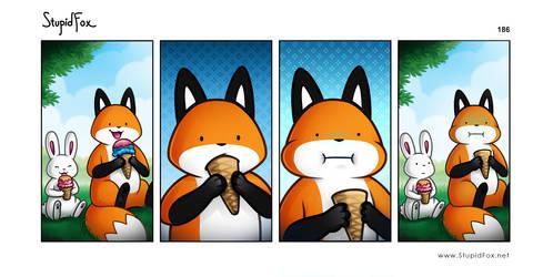 StupidFox - 186 by eychanchan