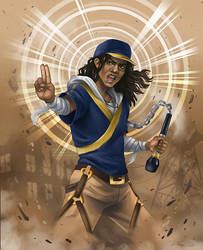 Commission - Eternal Mics Character