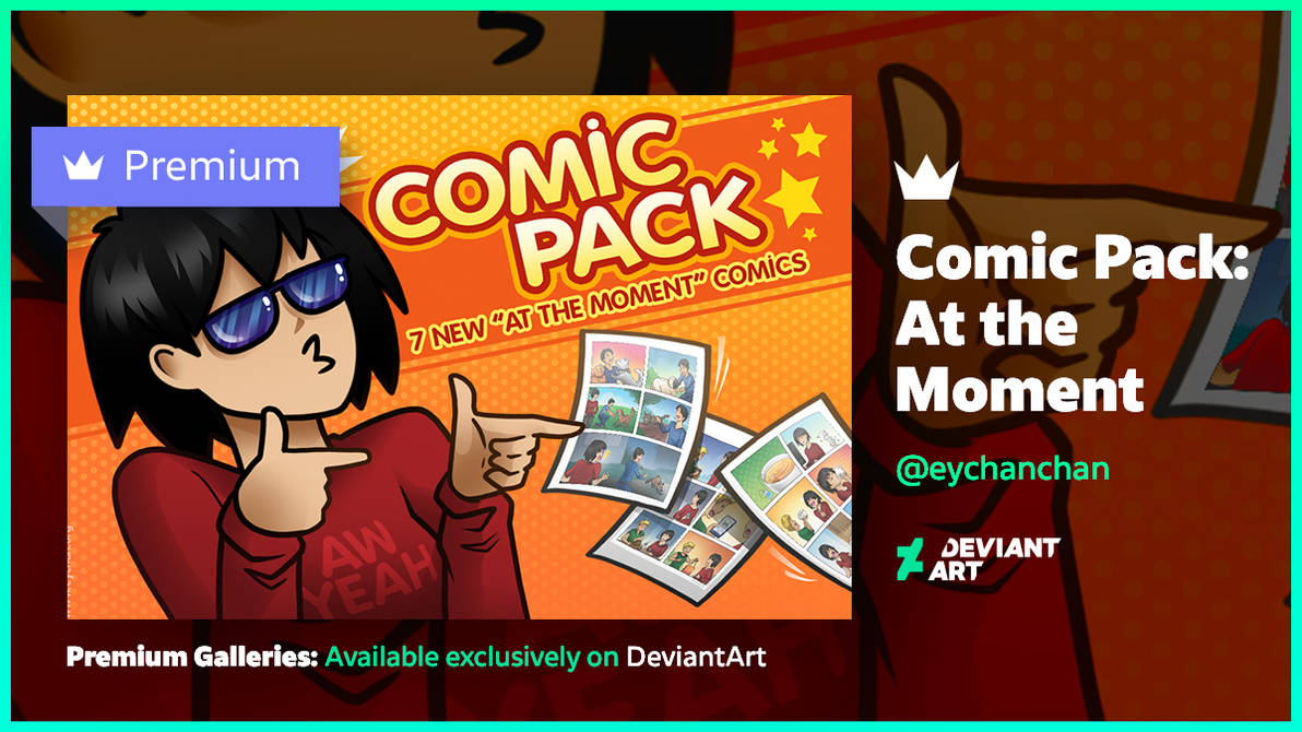 eychanchan - Comic Pack   At the Moment  1200x675