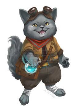 Tabaxi Alchemist