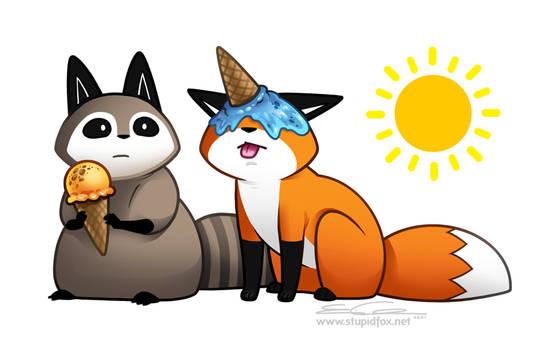Hot Fox