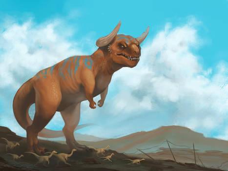 Dream Dinosaur Park