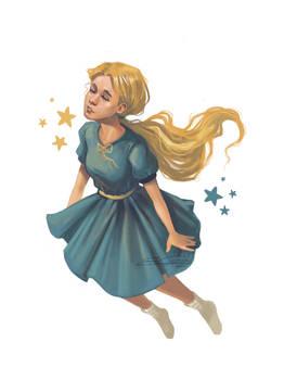 Sketch - Starlight Girl