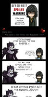 Death Note: An Apple a Day...