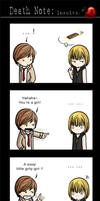 Death Note: Insults
