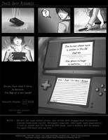 Death Note: DS Parody Ad by eychanchan