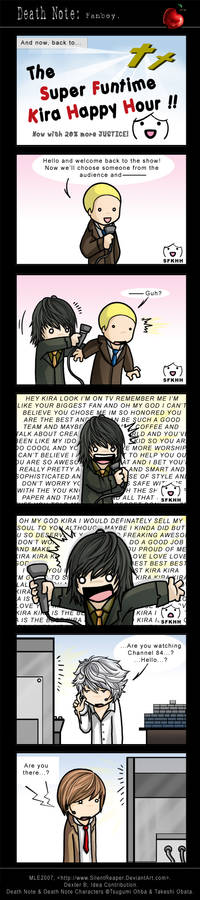 Death Note: Fanboy.