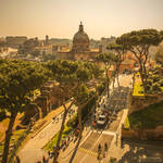 Have you ever been to Rome?