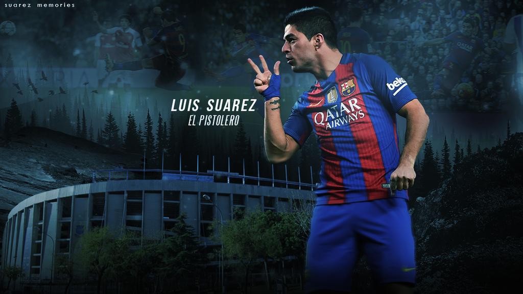 Suarez 2017 Wallpaper