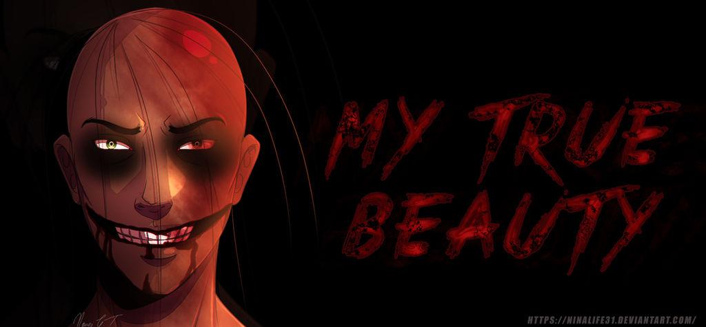 Jeff The Killer: True face - redraw by NinaLife31 on DeviantArt