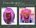 Draw this Again: Ninaheart