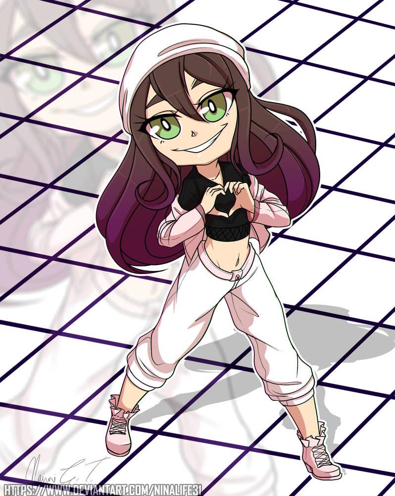 Comm Style 3: Sakura Minako