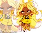 Chibi OC: Vicky