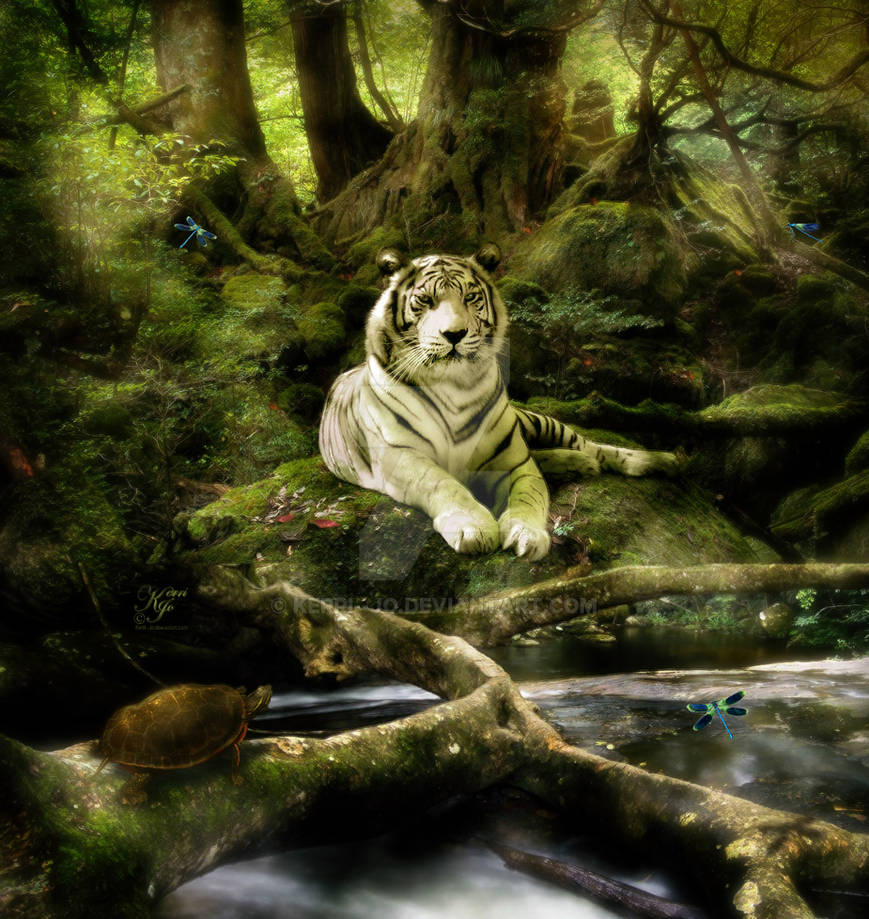 The Tiger Inside