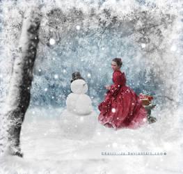 A Snowfall At Christmas
