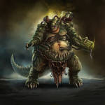 Demon Prince of Nurgle